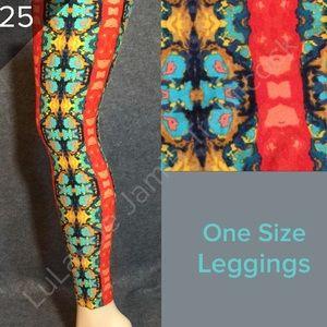 LuLaRoe one size os leggings NWT